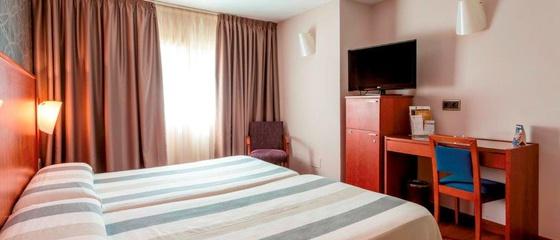 Connessione Wi-Fi gratuita Hotel Nuevo Torreluz