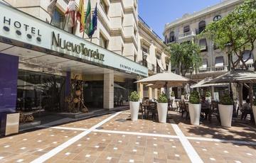 Facciata Hotel Nuevo Torreluz