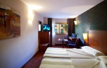 Camera doppia superior Hotel Nuevo Torreluz