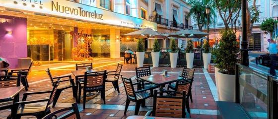 Terrazza Hotel Nuevo Torreluz