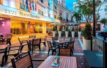 terrazzo Taverna Hotel Nuevo Torreluz