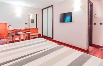 Camera doppia Hotel Nuevo Torreluz